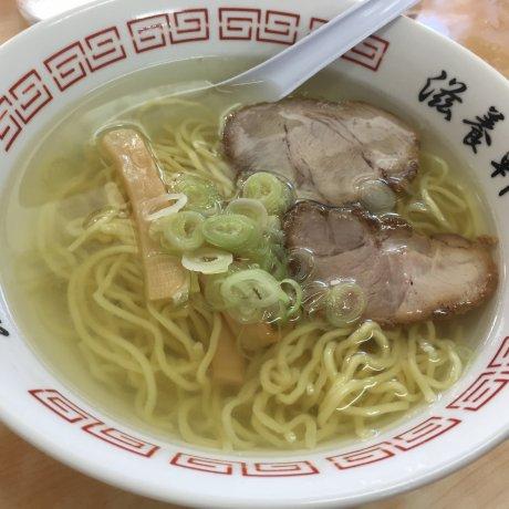 Jiyouken Ramen in Hakodate