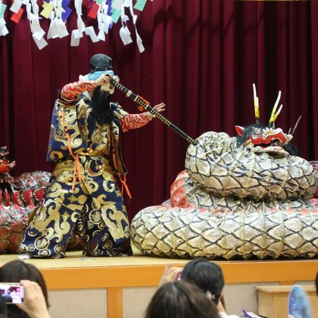 Night Kagura - Theatre For the Gods