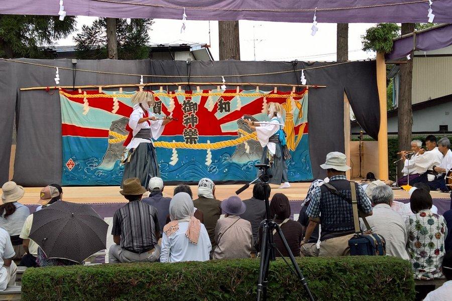 Kitakami Michinoku Geino Festival