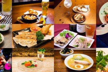 Okayama City Gourmet Bar Hop