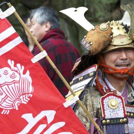 Kiyomori Festival on Miyajima