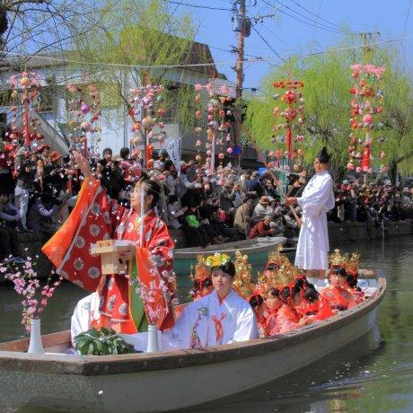Spring Festivals in Fukuoka