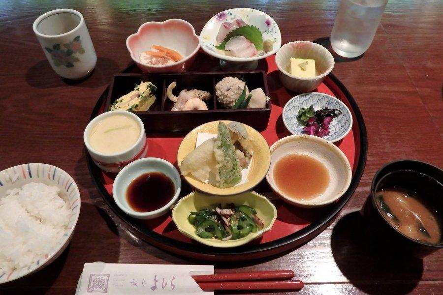 Restaurant Washoku Yohira
