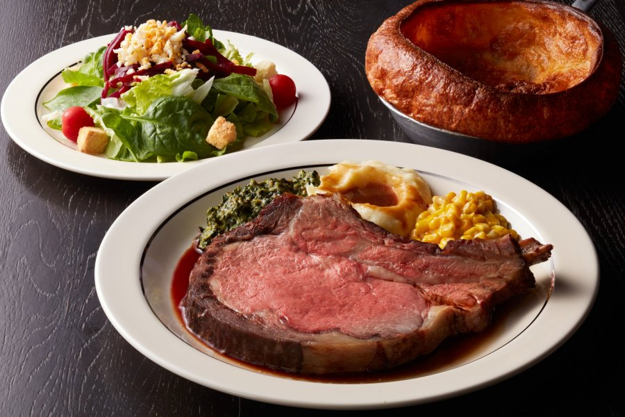 Lawry's The Prime Rib Akasaka
