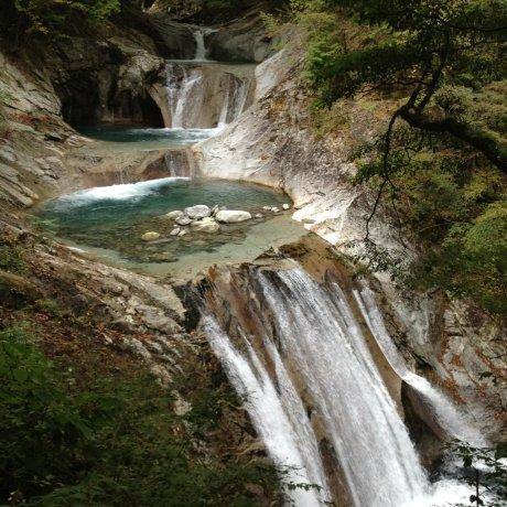 Hiking the Nishizawa Gorge