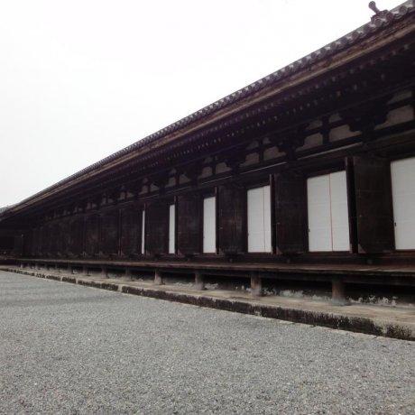 Sanjusangendo Temple - Kyoto