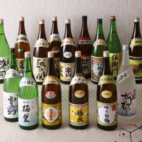 A Guide to Sake in Niigata City