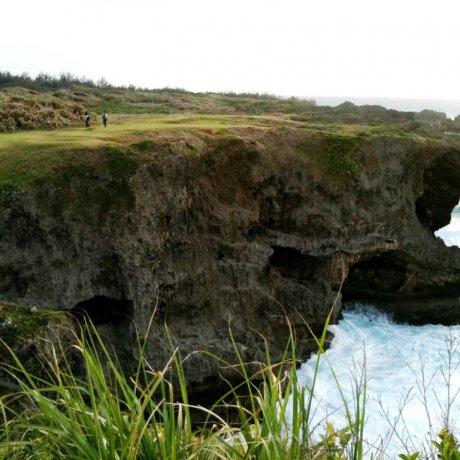 Cape Manza in Onna Son