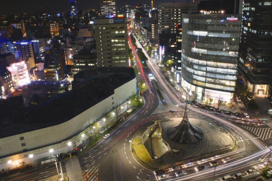 JR Central Towers, Nagoya Station