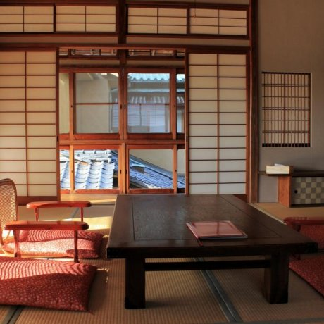 Elegant Run Of the Mill Ryokan in Dogo