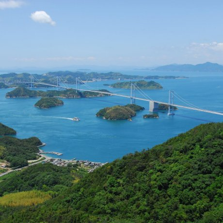 Top 5 Hotels and Views Across the Setouchi