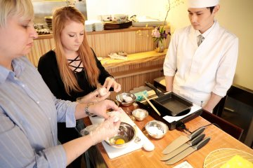 Toki Lab: Hands-On Washoku Cooking Class