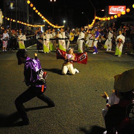 Awa Odori in Tokushima