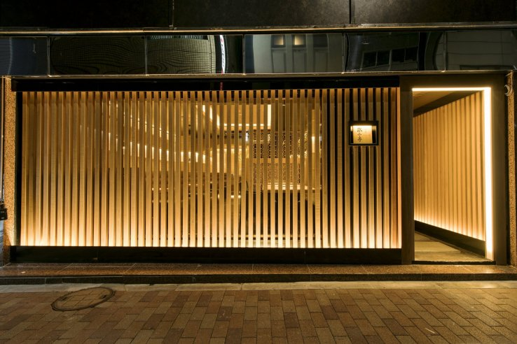 Exterior provides a glimpse of the magic inside and entices passersby inside.