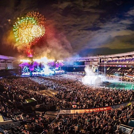 Electric Daisy Carnival (EDC) Japan