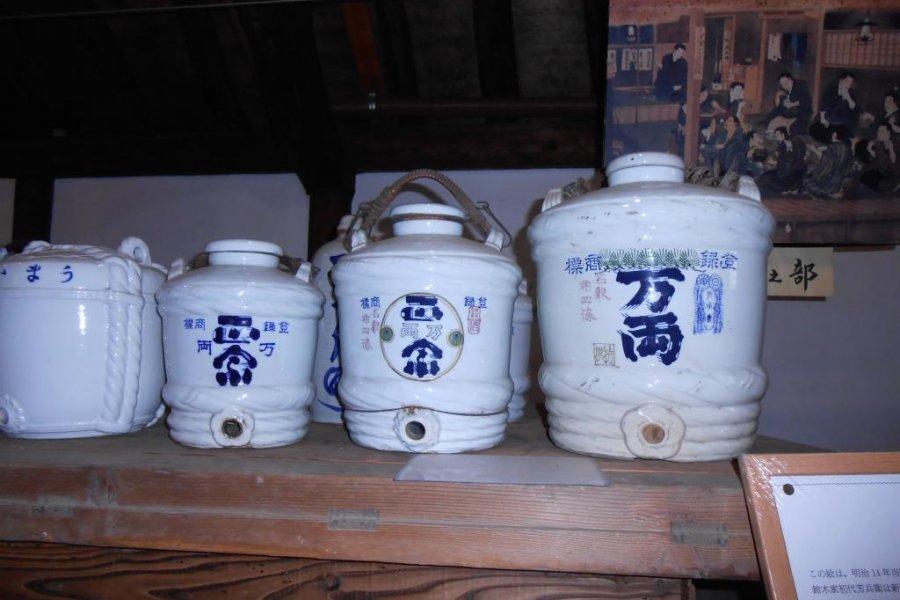 Suzuki Shuzo Sake Brewery, Iwatsuki