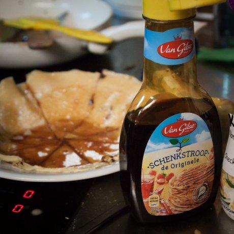 Dutch Pancake Night in Tokyo