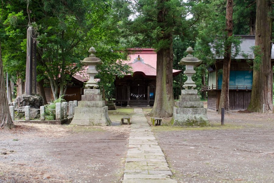 Totto Shrine