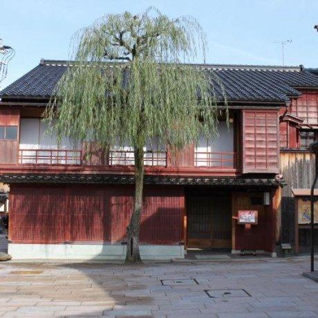 Higashi Chaya Geisha Area, Kanazawa