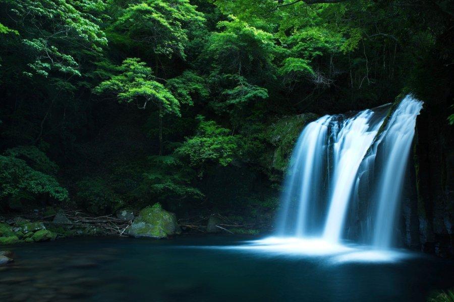 Kawazu Nanadaru Seven Waterfalls