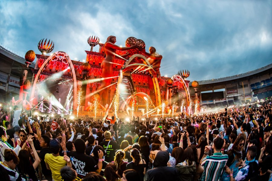 Electric Daisy Carnival Japan 2019