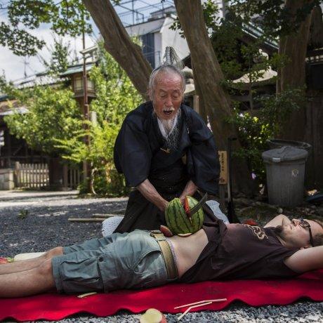 Joe Okada: The Last Samurai