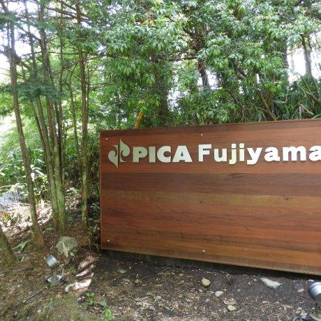 PICA Fujiyama's Newest Campsite