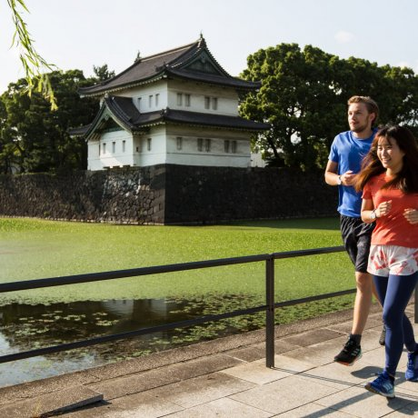The Imperial Palace Running Route