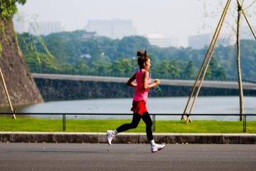 Basics of Running in Tokyo