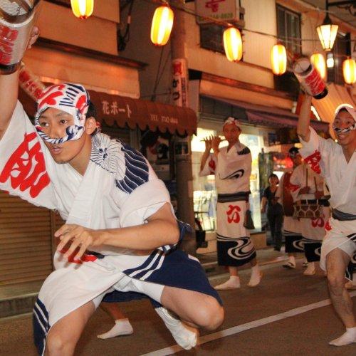 Kojiya Awa Dance