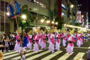 Minami Koshigaya Awa Odori Festival