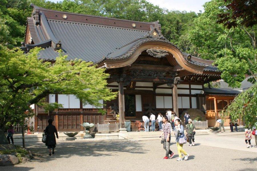 Jindaiji Temple, Tokyo