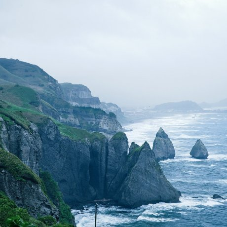The Amazing Coastline of Muroran