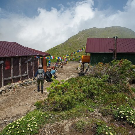 Kurodake Ishimuro Mountain Hut