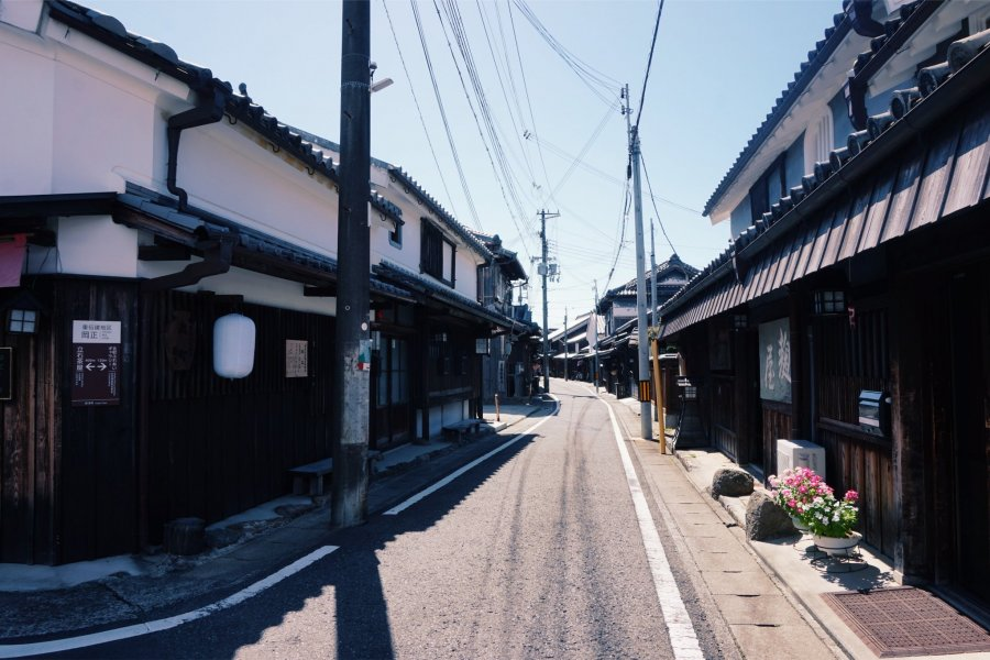 Yuasa and Kushimoto Town