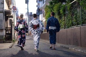 Shinagawa Street Culture and Festivities