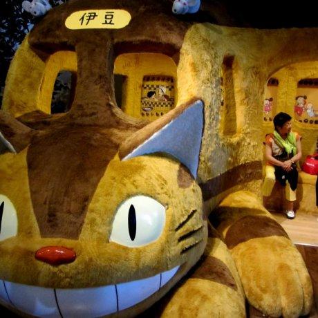 Fun at the Izu Teddy Bear Museum