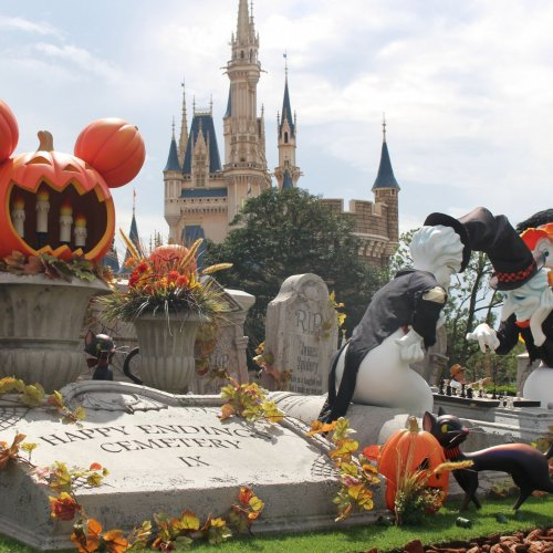 Disney's Halloween 2018