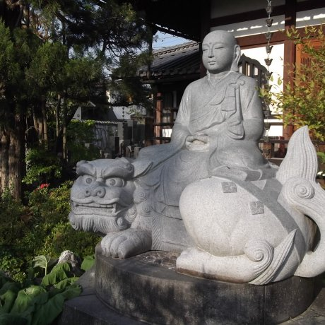 Ryuko-ji Temple in Matsumoto