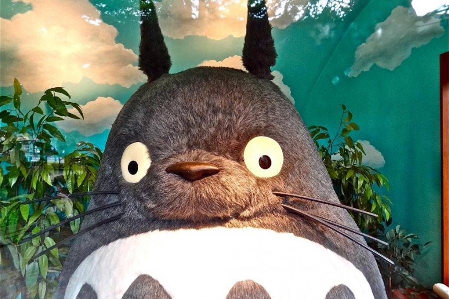 Totoro! Ghibli Museum in Mitaka