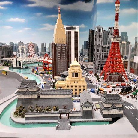 Legoland in Odaiba