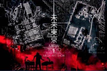 Mirai Tokyo Audiovisual Art Show