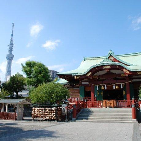 The Ten Shrines of Tokyo
