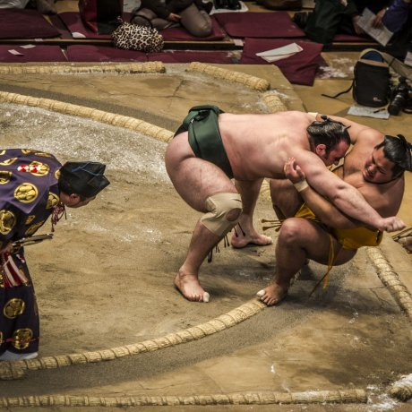 Fukuoka Grand Sumo Tournament