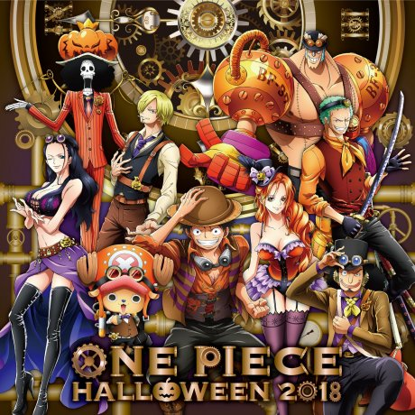 One Piece Halloween 2018