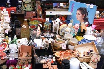 Setagaya Boroichi Flea Market 2018