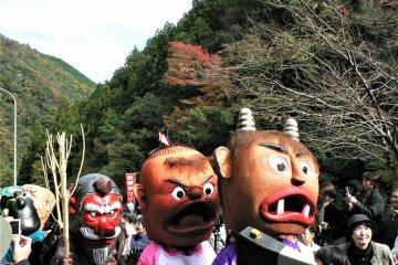 Tokushima Yokai Festival 2018
