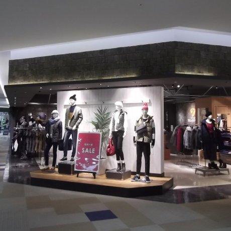 Mark-Is Shopping Centre in Shizuoka