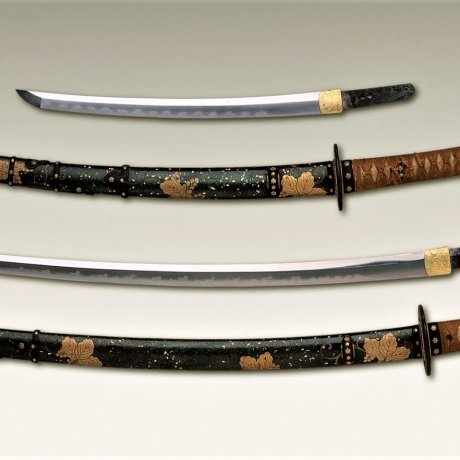 Japanese Swords of the Gokaden