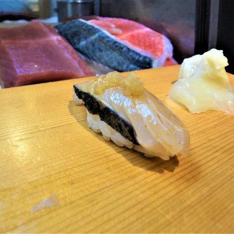 Good Sushi Or Better Sushi